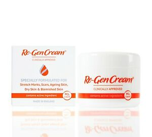 Re-Gen Cream - Improve the Appearance of Scars, Stretch Marks & Blemishes 125ml