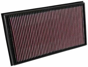 K&N 33-3036 for Volkswagen Passat 3G2 washable reusable drop in panel air filter