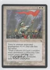 1994 Magic: The Gathering - Dark Booster Pack Base Italian #NoN Morale Card 0d2