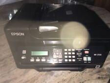 Bundle EPSON WF-2530 WORKFORCE ALL IN ONE INKJET PRINTER With 14 Ink Cartridges