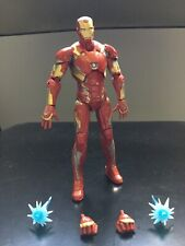 "Marvel Legends 6"" IRON MAN Civil War Loose Complete"