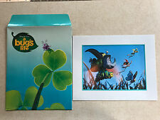 Disney's A Bugs Life Litho From The Disney Store 1999 Lithograph Collection