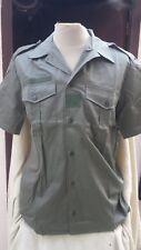 Taille XXL ( 45/46)- Chemise F2 -Armée de Terre Française  ( Coupe Homme)