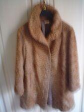 9a18dd38c8 Cappotti e giacche da donna beige in pelliccia taglia 46 | Acquisti ...