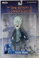 "SNOW MISER 7"" Year without a Santa Claus figure~Rudolph~Christmas~NECA~YWASC~MIB"