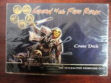 Legend of the Five Rings,Code Of Bushido,Crane Deck,2004 (INGLES)