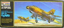 Brand New Hasegawa U.S.S.R. Fighter MIKOYAN/ GUREVICH MIG-21 FISHBED 1/72 Sca