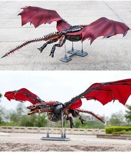 Building Blocks Game of Thrones DRAGON Daenerys MOC Bricks Model Set Kids Toys