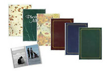 Pioneer XG426 24 Pocket 4x6 Photo Album Assorted Colors (Same Shipping Any Qty)
