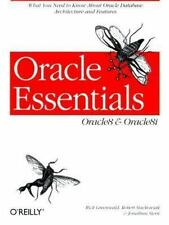 Oracle Essentials: Oracle8 & Oracle8i: Oracle8 and Oracle8i, Stackowiak, Robert,