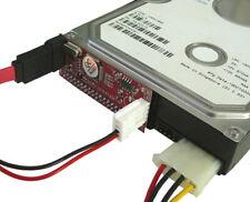 Convertisseur IDE vers SATA (1, 2 ou 3) Pour disque dur ou lecteur/graveur