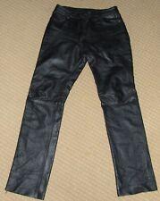 HEIN GERICKE Leather Motorcycle Jeans Ladies 16