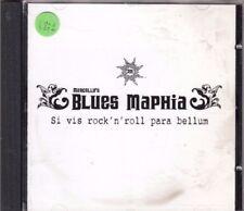 BLUES MAPHIA - siv vis rock'n'roll para bellum CD