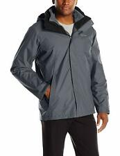 Columbia Mens Jacket Gray Size Small S Eager Air Interchange Hooded $220 060