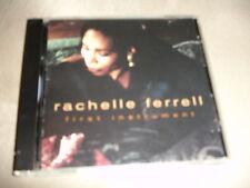 Rachelle Ferrell First Instrument CD