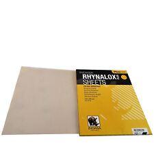 INDASA rhynalox Plusline hojas de lija de grano 230x280mm P400 C22575