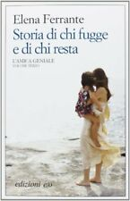 Storia Di Chi Fugge E Di Chi Resta, Ferrante 9788866324119 Fast Free Shipping*-