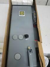 Square D 8538SCA12V02CS Combo Starter. New Old Stock Never Installed