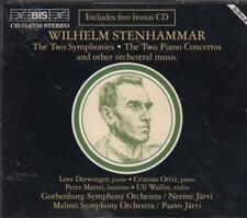 Wilhelm Stenhammar(CD Album)Stenhammar: The Two Symphonies-VG