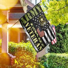 American Flag TRL287F2 House Flag Garden Flag Vietnam Veteran
