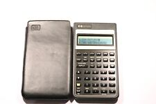 VINTAGE Hewlett Packard 17B II Business Calculator  1987