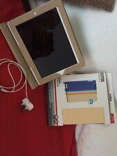 ipad 4th generation 128gb Wi + Cellular (unlocked) Bundle
