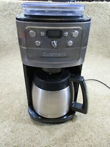 Cuisinart DGB-900BC Burr Grind and Brew Thermal 12-Cup Automatic Coffee Maker