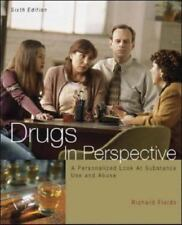 Drugs in Perspective with Online Learning Center Bind-in Card, Richard Fields, A