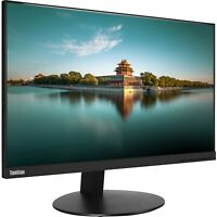 "Lenovo ThinkVision T24i-10 23.8"" (60.5cm) 1920x1080 Full HD WLED LCD Monitor"