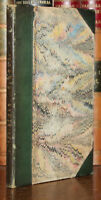 1841 Specimens of Old Christmas Carols from Manuscripts Percy Society 1st Ed