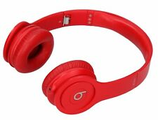 Beats Solo HD Wired On-Ear Headphone - Red
