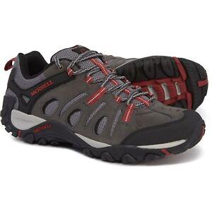 New Men`s Merrell Crosslander Vent Hiking Shoes J362583C, J343406C