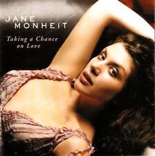Jane Monheit - Taking a Chance on Love  Pappsleeve von 2004