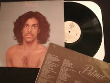 Prince - Prince - 1979 Vinyl 12' Lp./ Vg+/ R&B Soul Pop Rock