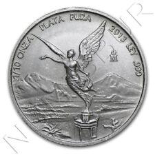 Mexico LIBERTAD 1/10 onza plata 2013 - silver LIBERTY  1/10 oz Unze Silber