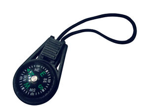 Mini Kompass 2cm am Band
