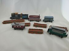 Liberty Falls Express Ah293 Model Train Set Collection Engine, Cars, & Track