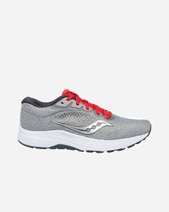 Scarpa corsa running SAUCONY CLARION 2 UOMO sneakers ginnastica A3 neutra