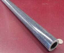 "Fiberglass Round Tube. 1.50"" OD x 1.00"" ID x 60"" Length.  Grey"