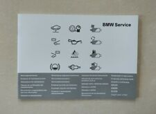 💯GENUINE NEW BMW SERVICE HISTORY BOOK COVERS ALL BMW MODELS PETROL & DIESEL
