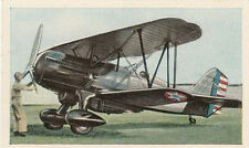 N°165 US Air Force Aircraft Curtiss P.6 E World War Germany WWI 30s CHROMO