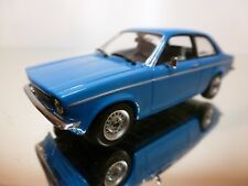 NOREV OPEL KADETT C 1973-1979 - BLUE 1:43 - EXCELLENT CONDITION - 9