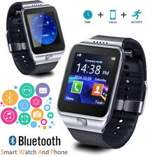Indigi® GSM Unlocked Android OS SmartWatch&Phone + Bluetooth Sync & Built In Cam