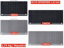 OLIVO.shop - WORK Pavimento grecato PVC ammortizzante industria a misura 2colori