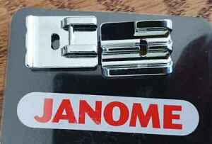 Genuine Janome Piping Foot New Unboxed
