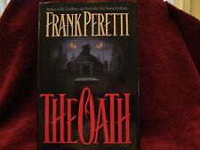 The Oath by Frank E. Peretti / Dragons Suspense 1995 HC& DJ  Buy 3 Get 1 FREE
