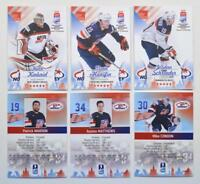 2016 BY cards IIHF World Championship Team USA Pick a Player Card