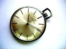 montre gilet CERTINA gousset pocket watch type Art Deco