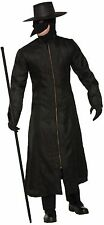 Plague Doctor Costume Adult Di Venezia Dr. Peste Death Black Coat Hat Mask Std