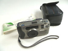 Vintage Nikon Lite-Touch Zoom 80 38-80mm macro AF PANORAMA Camera